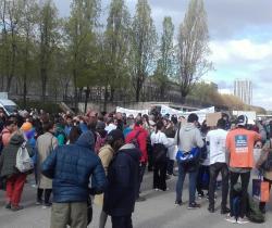 Rassemblement le 9 avril dans le Nord de Paris d'associations et de citoyens