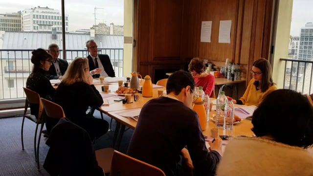 Hugues Vidor, président de l'Udes, défend les spécificités des entreprises de l'ESS