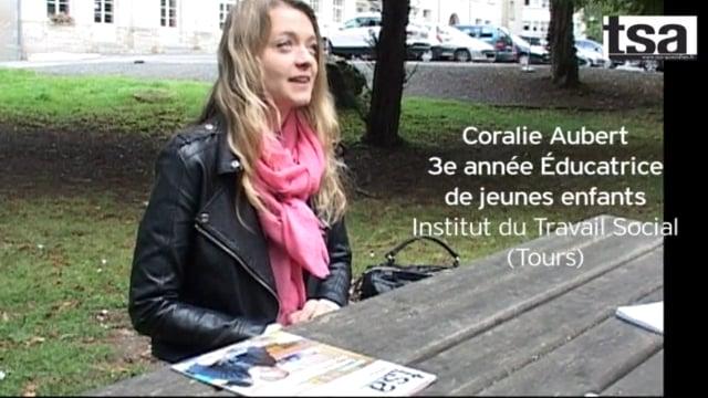 Coralie, passion EJE