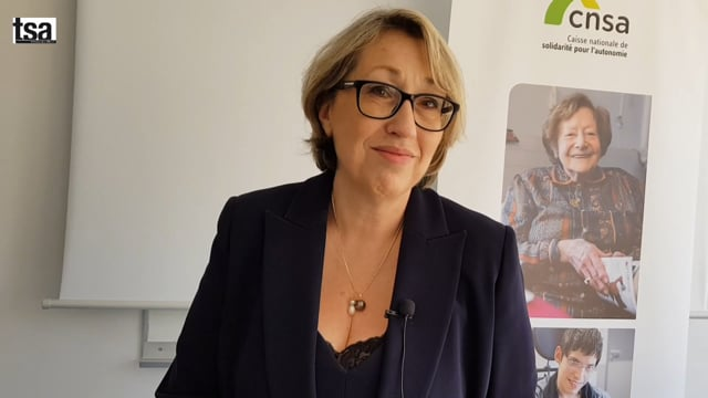 Marie-Anne Montchamp s'exprime sur le financement de la dépendance