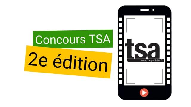 Le 2e concours vidéo de tsa