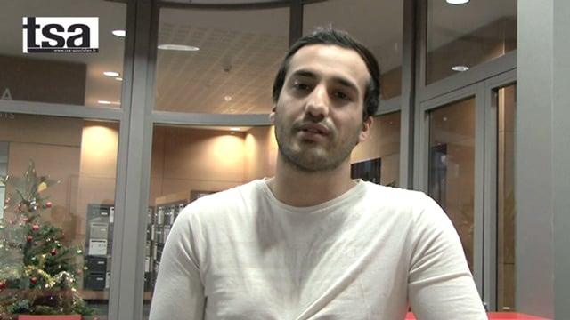 Ludovic, un CESF en entreprise